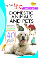 My First Big Book of DOMESTIC ANIMALS AND PETS
