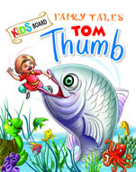 Kids Board Fairy Tales Tom Thumb