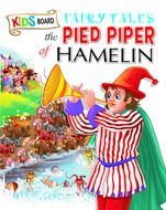Kids Board Fairy Tales The pied Piper of Hamelin