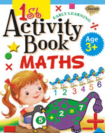 1st Activity Book-Maths