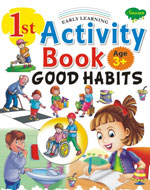 1st Activity Book-Good habits