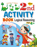 2nd Activity Book Logical Reasoning