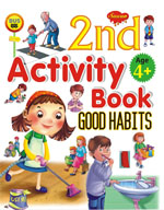 2nd Activity Book Good Habit