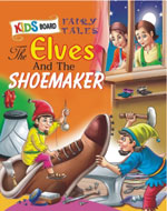 Kids Board Fairy Tales The Elves and The Shoemaker
