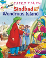 Sindbad and the wondrous island