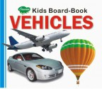 Kids Boad Book Vechicles