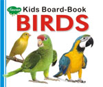 Kids Board Book Birds