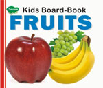Kids Board Book Fruits