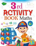 3rd Activity Maths   (5+)