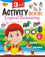 3rd Activity Logical Reasoning   (5+)