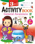 3rd Activity General Awareness   (5+)