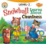 Snowball Learns About Cleanliness (Level-2)