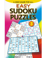Easy Sudoku Puzzles-3
