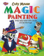 Cuty Mouse Magic Painting