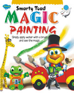 Smarty Toad Magic Painting