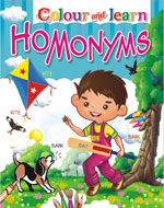 Colour & Learn Homonyms