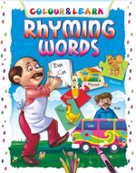 Colour & Learn Rhyming Words