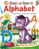 Colour & Learn Alphabet