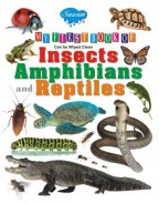 My First Books of Insects Amphibians & Reptiles