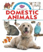 My First Board Book of  Domestic Animals