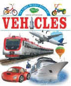 My First Board Book of  Vehicles