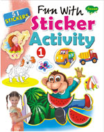 Fun With Sticker Activity-1