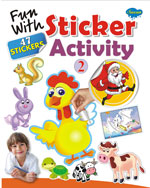 Fun With Sticker Activity-2