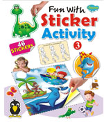 Fun With Sticker Activity-3