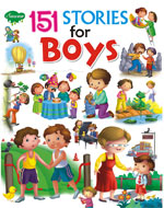 151 Stories for Boys