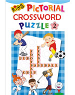 Kids Pictorial Crossword Puzzle-2