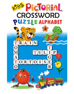 Kids Pictorial Crossword Puzzle Alphabet-4