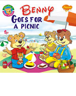 Benny's Goes for a picnic