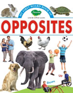 My First Board Book of  Opposits