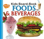 Kids Board Book foods Beverages
