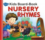 Kids Board Book Nursery Rhymes
