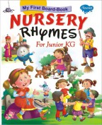 My First Board Book Nursery Rhymes For Junior KG