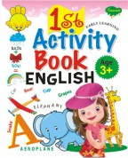 1st Activity Book English (Age 3+)