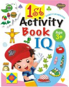 1st Activity Book IQ (Age 3+)