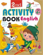 2nd Activity Book English (Age 4+)