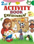 2nd Activity Book Environment (Age 4+)