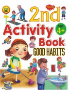 2nd Activity Book Good Habits (Age 4+)