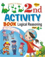 2nd Activity Book Logical Reasoning (Age 4+)