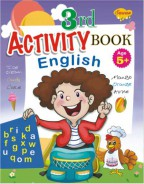 3rd Activity Book English (Age 5+)