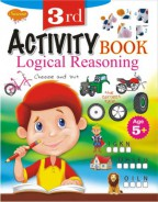 3rd Activity Book Book Logical Reasoning (Age 5+)