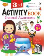 3rd Activity Book Book General Awareness (Age 5+)