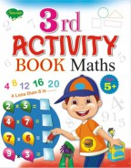 3rd Activity Book Book Maths (Age 5+)