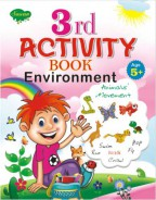3rd Activity Book Book Environment (Age 5+)