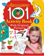 Awesome 101 Activity Book 1 (With Original Pictures)