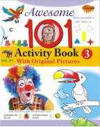 Awesome 101 Activity Book 3 (With Original Pictures)