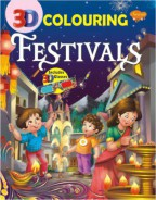 3D Colouring Festivals